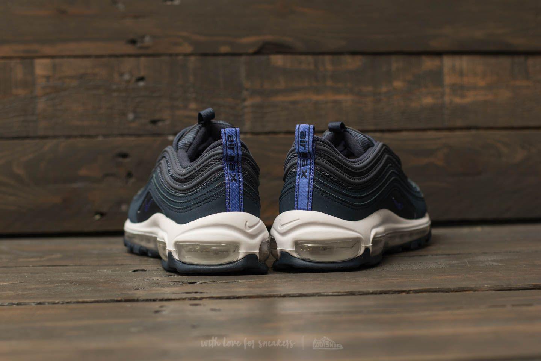 Nike Air Max 97 (GS) Thunder Blue Persian Violet | Footshop