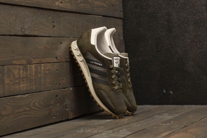9ad2121a14b adidas LA Trainer OG St Major  Core Black  Gum1