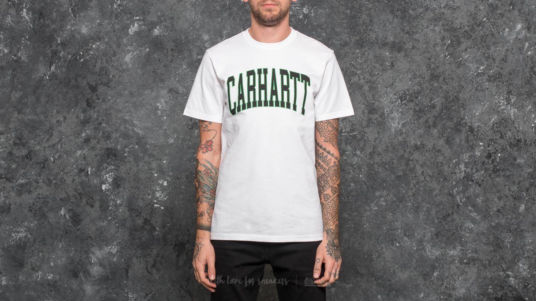 Carhartt WIP Shortsleeve Division T-Shirt White