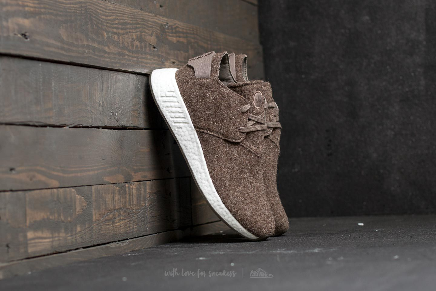 the best attitude 87cff 5909a adidas Wings + Horns NMD C2 Chukka Simple Brown/ Gum | Footshop