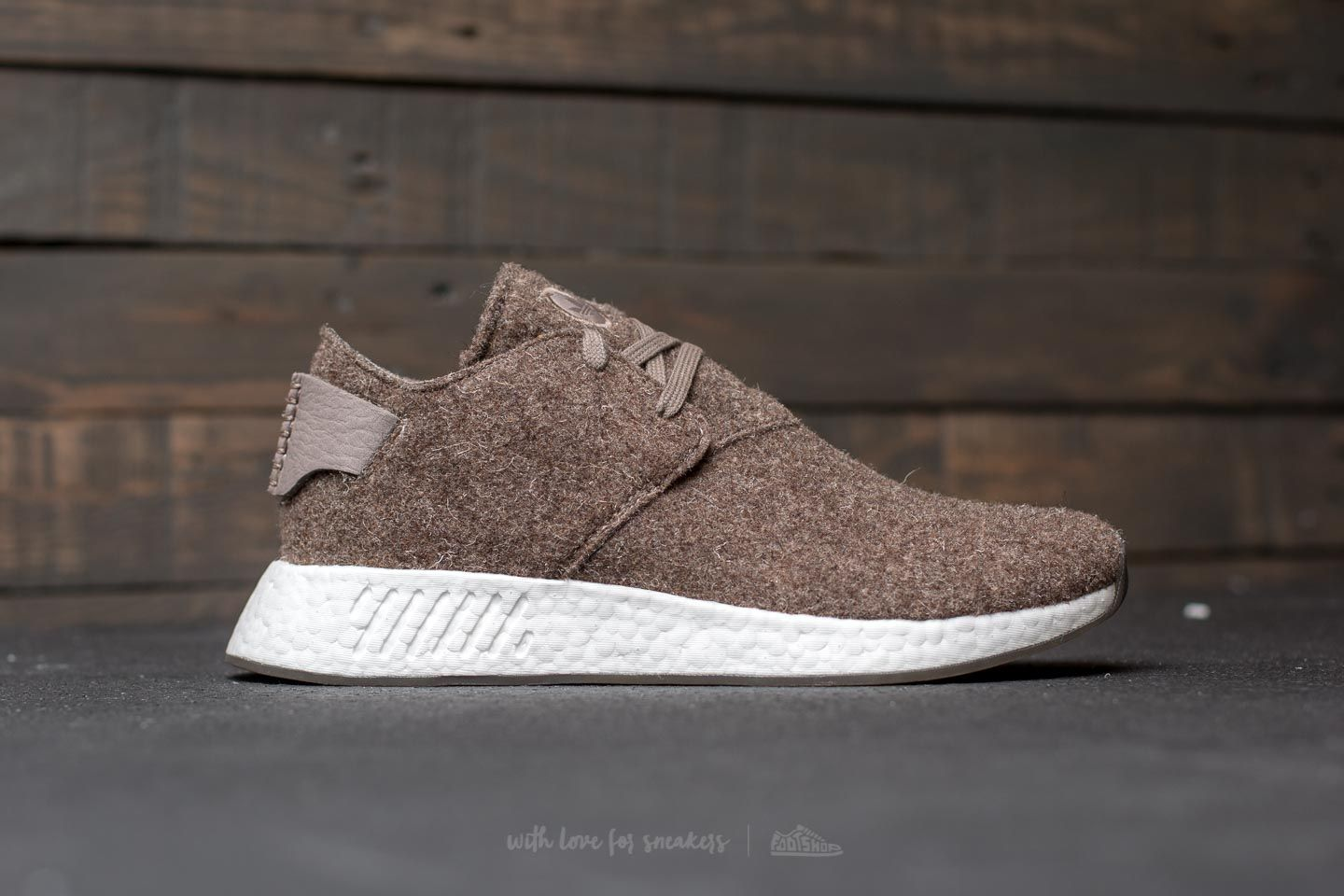 2ac9b5e8a192 adidas Wings + Horns NMD C2 Chukka Simple Brown  Gum at a great price 110