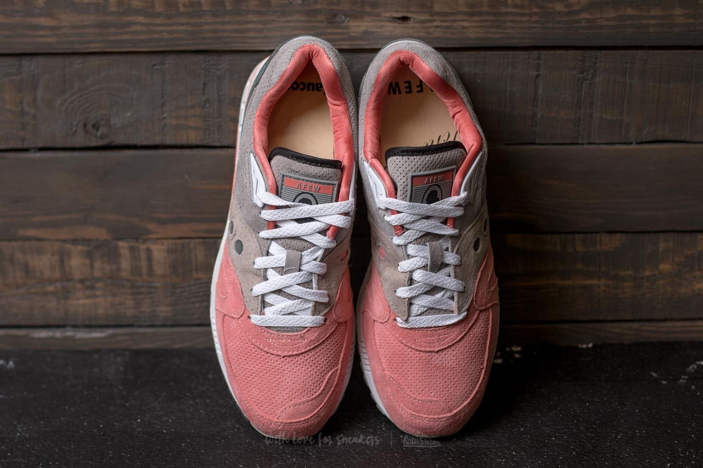 reputable site 89af9 9a464 Saucony x Afew Shadow Master 5000