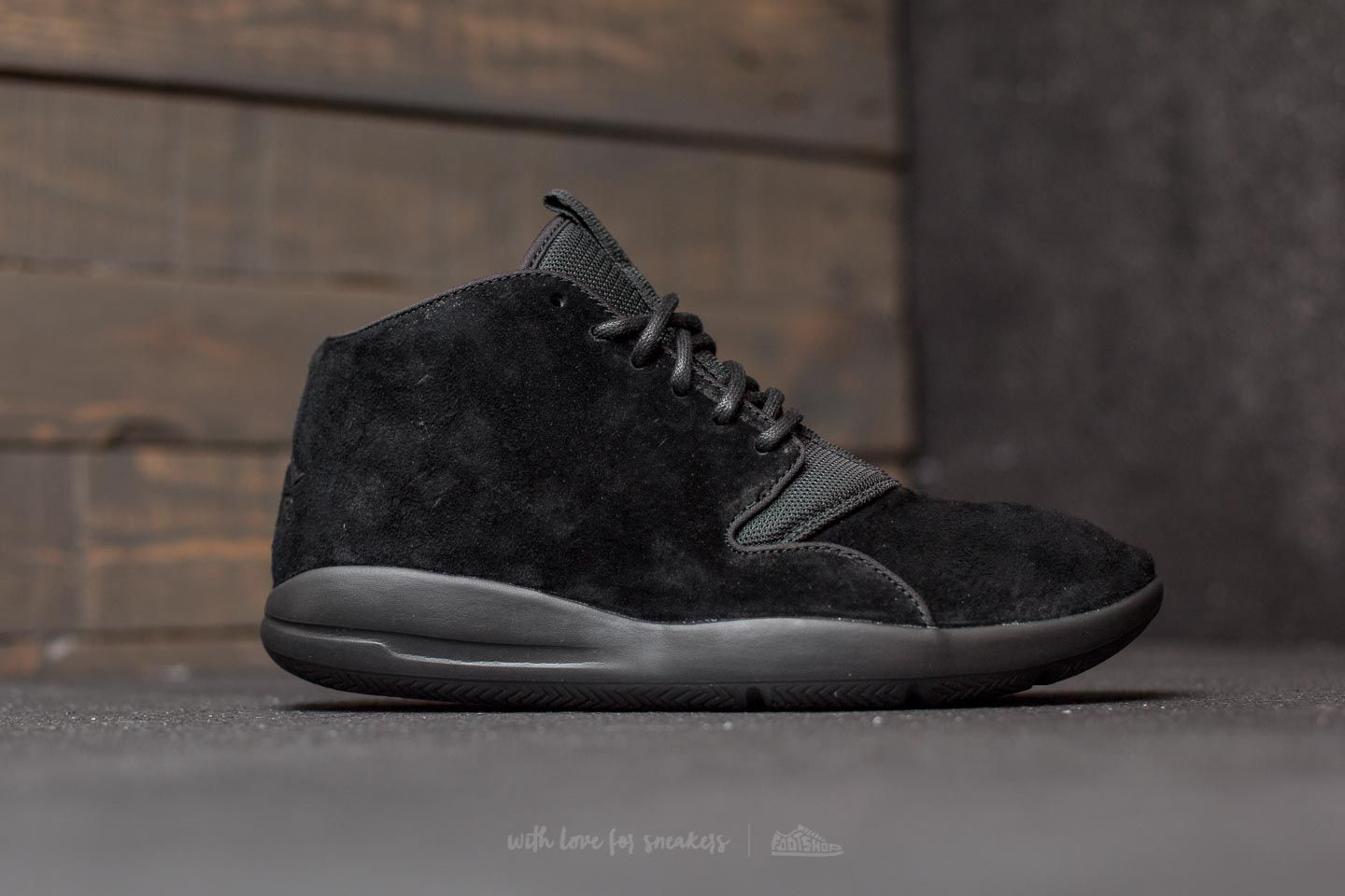 8636044c7a375e ... mens shoes aa1274 010 f06d4 c8cf7  netherlands jordan eclipse chukka  leather black black at a great price 89 buy at footshop b6e06