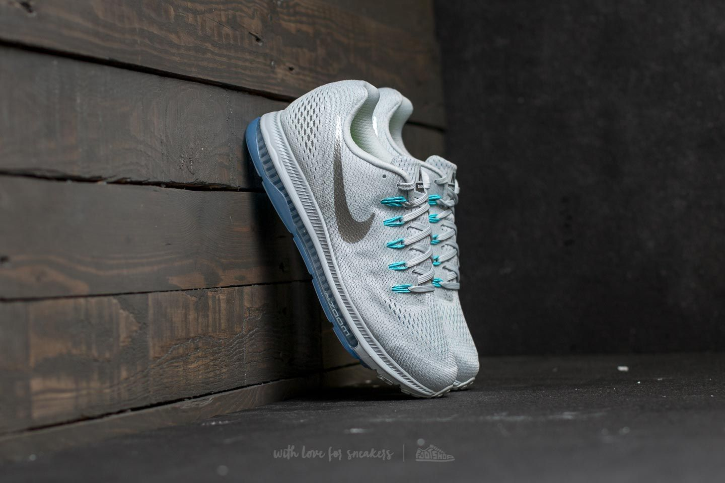 Nike Wmns Zoom All Out Low Pure Platinum/ Chrome