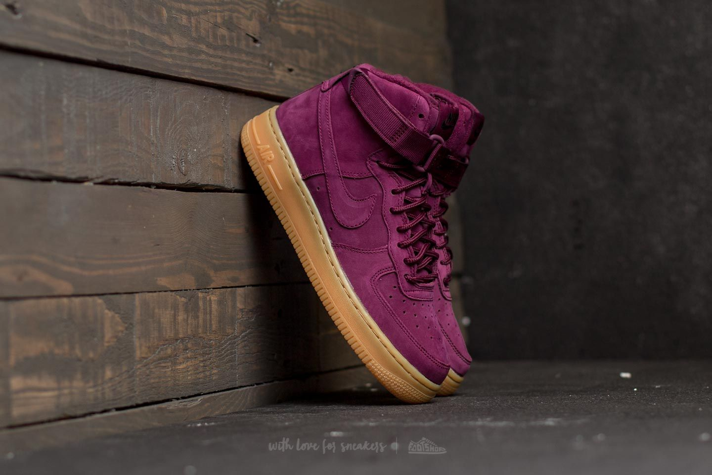 reputable site a7aa9 6dc87 Nike Air Force 1 High WB (GS)