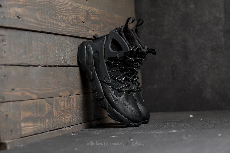 Nike W Air Footscape Mid Black/ Black-Summit White za skvělou cenu 4 290 Kč koupíte na Footshop.cz