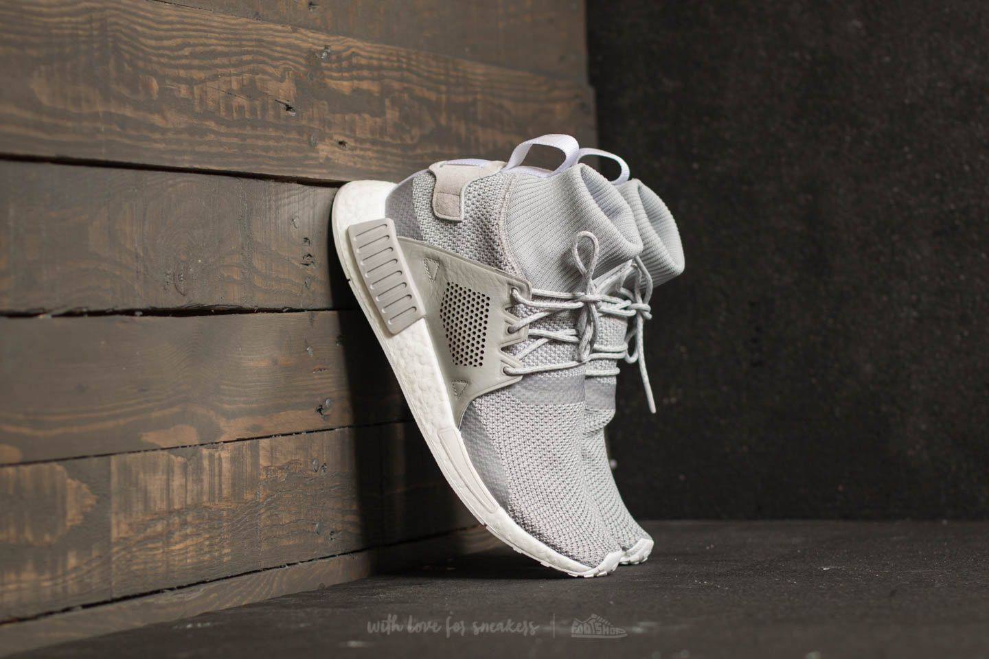ccd4de6e70 adidas NMD XR1 Winter Grey Two  Grey Two  Grey Two