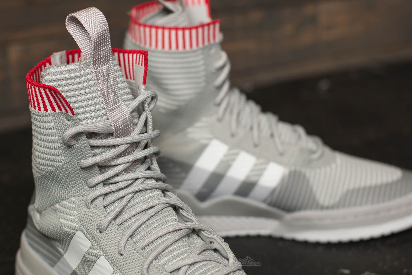 best loved 4bb03 6119a canada adidas forum winter primeknit grey two ftw white scarlet at a great  price 143 4dce1