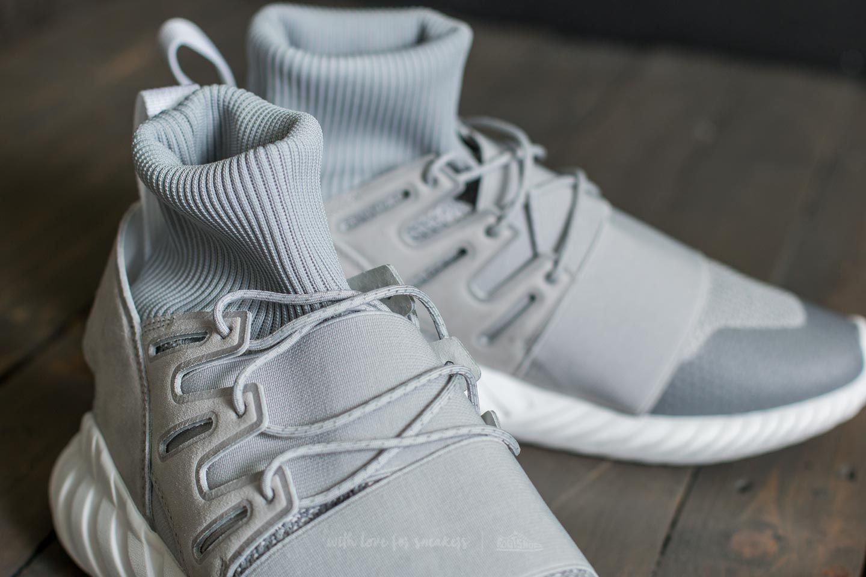 adidas Originals Tubular Doom Winter Trainers Grey TwoGrey TwoOff White