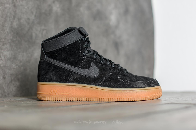 Force Wmns Hi Med BrownFootshop Air Black Nike 1 Se Gum SUMLVpjqzG