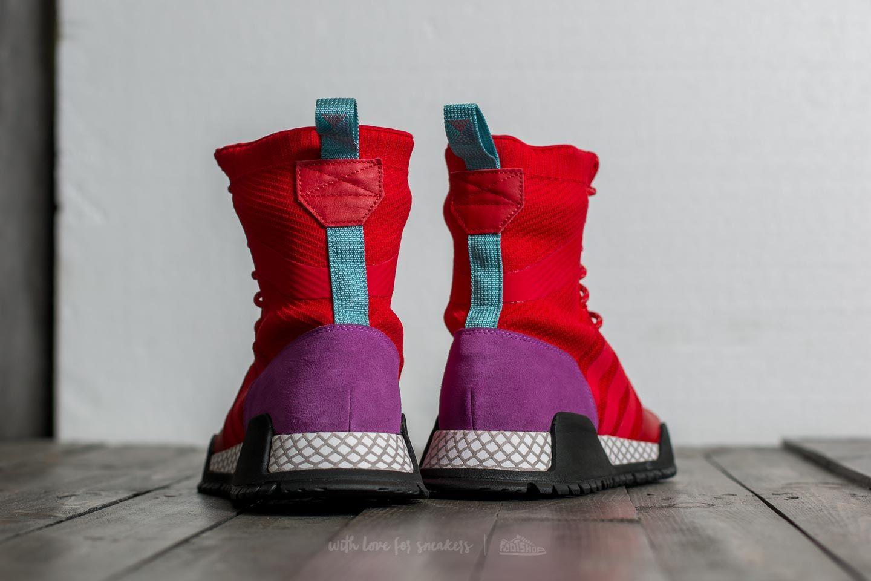 adidas Originals Sko F1.3 PK ScarletScarletShock Purple