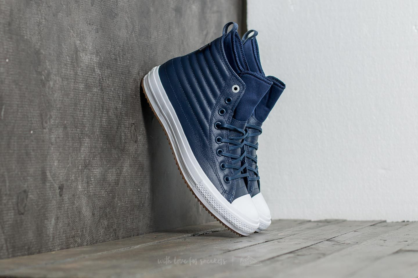 146e78ee510e Converse Chuck Taylor All Star Waterproof Boot Hi Midnight Navy ...