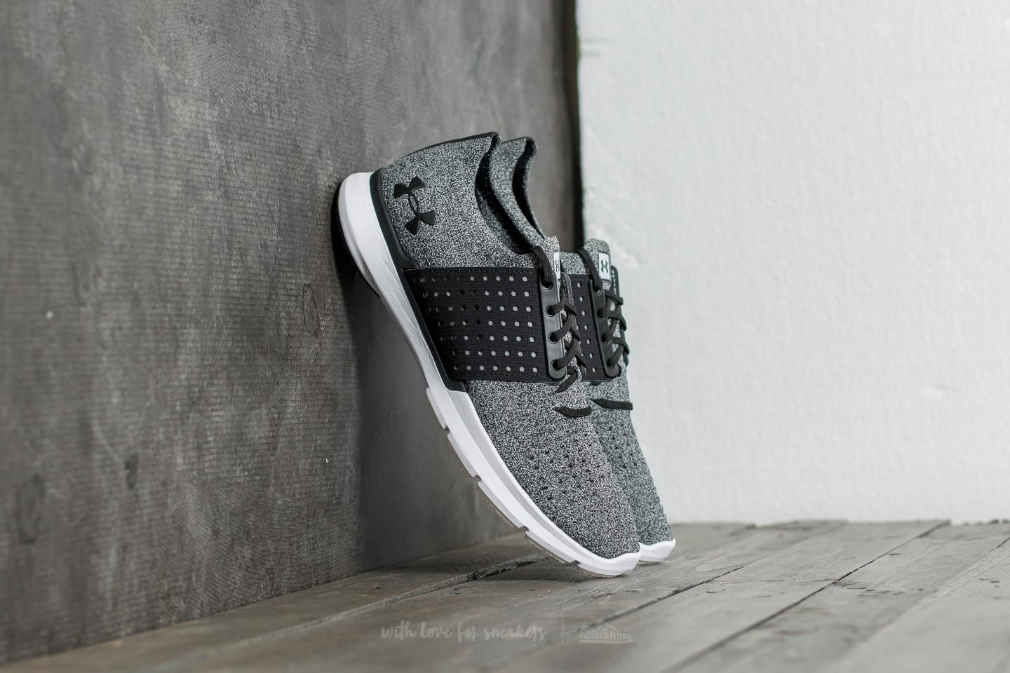 Under Armour Speedform Slingwrap Black/ White/ Black