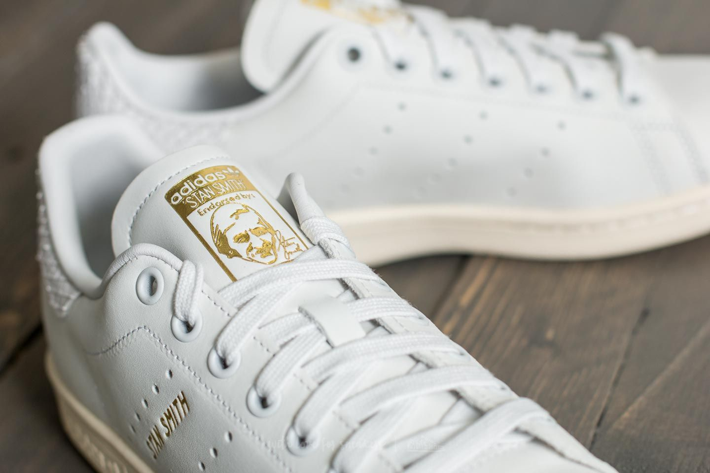 Adidas Stan Smith W Supplier Colour Gold Metalic At A Great Price