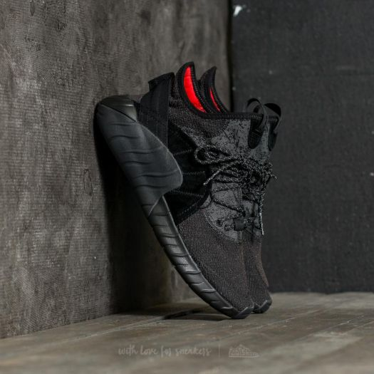 super popular d55d3 50930 adidas Tubular Rise Core Black