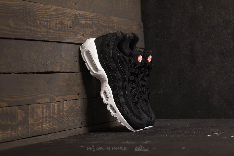 shoes Nike Air Max 95 Premium SE Black