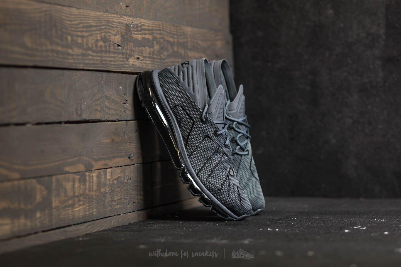 d9f27eb167db Nike Air Max Flair Dark Grey  Black-Dark Grey