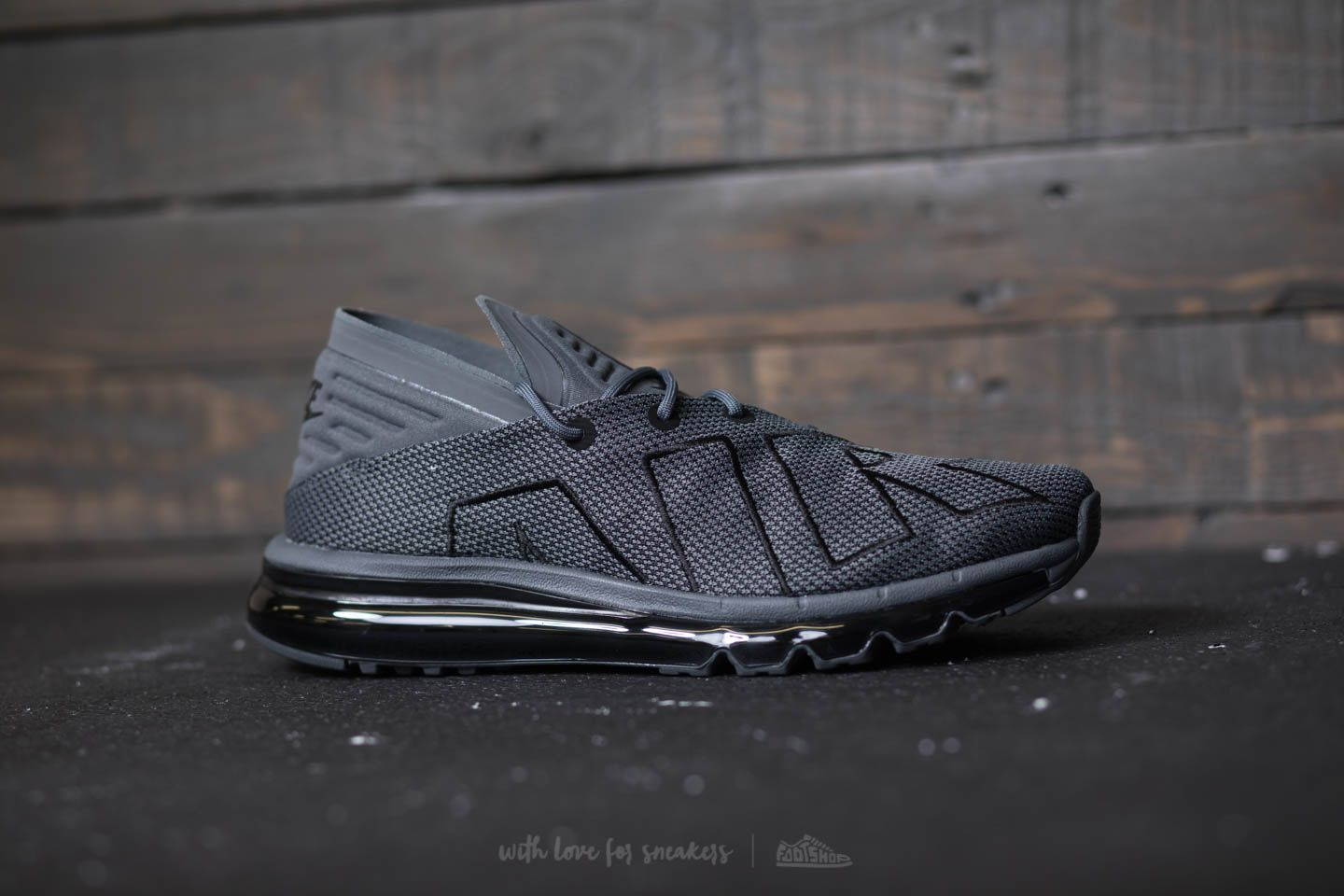 Air Max Flair Se Wolf Grey Black Dark Grey