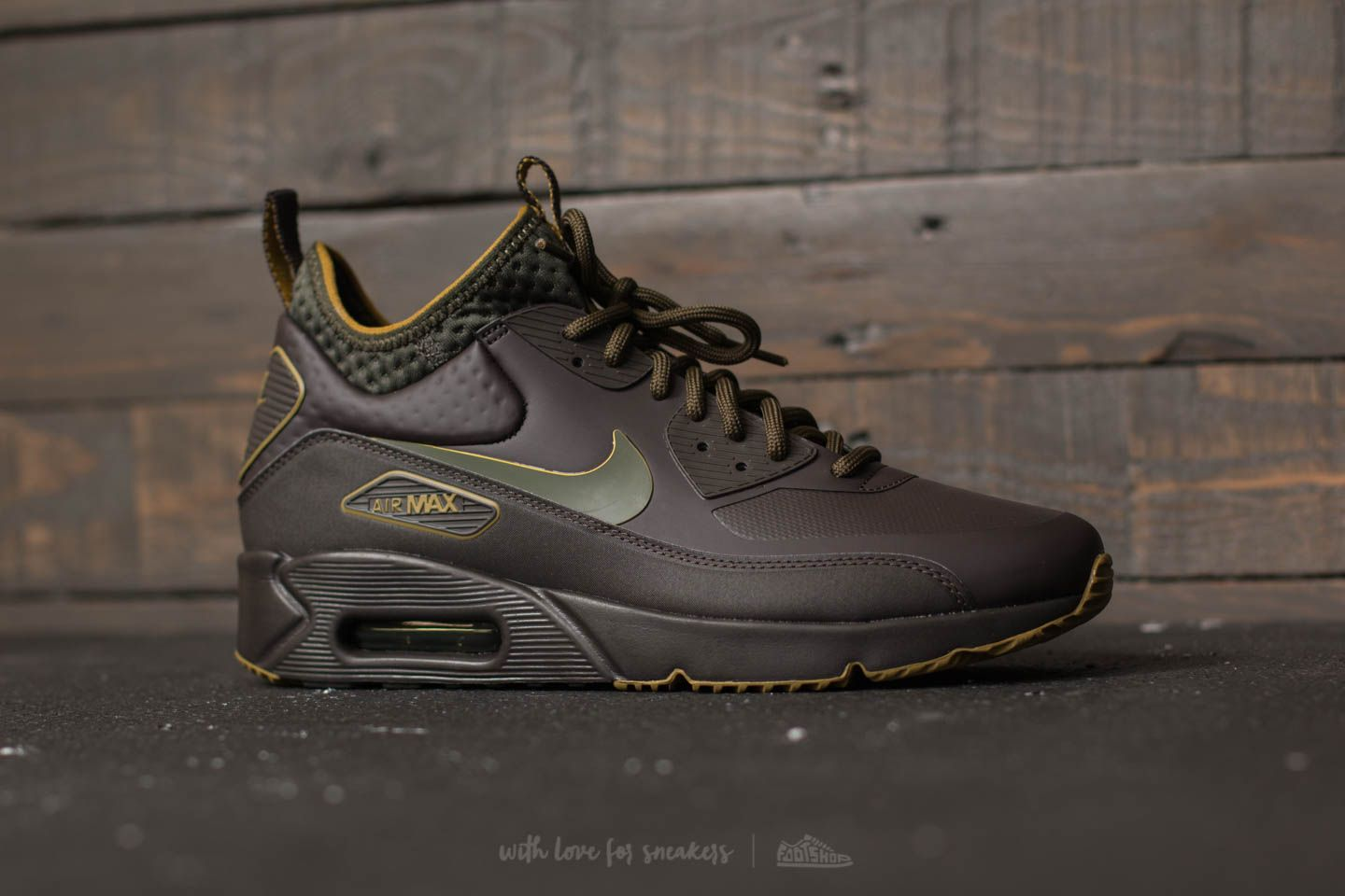 buy popular 54daa 73928 Nike Air Max 90 Ultra Mid Winter SE Velvet Brown/ Velvet ...