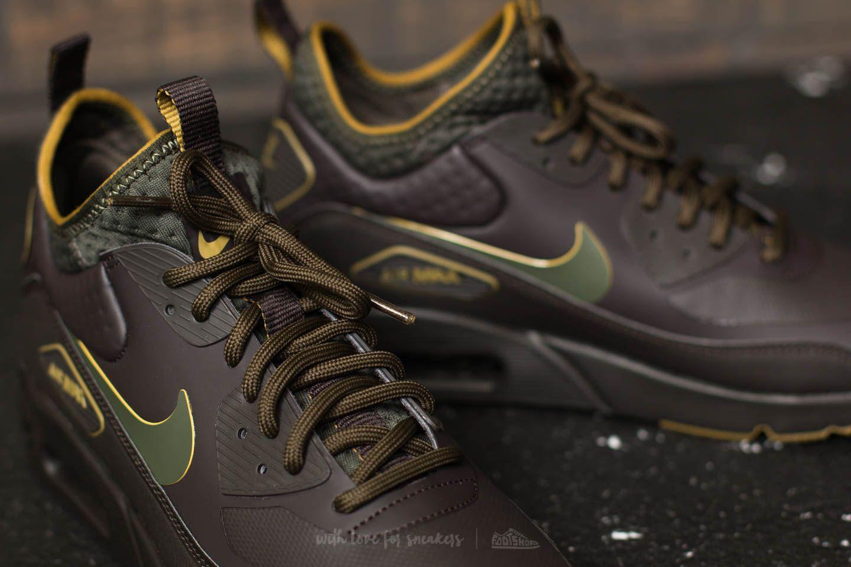 buy popular c980c 1bb05 Nike Air Max 90 Ultra Mid Winter SE Velvet Brown/ Velvet ...