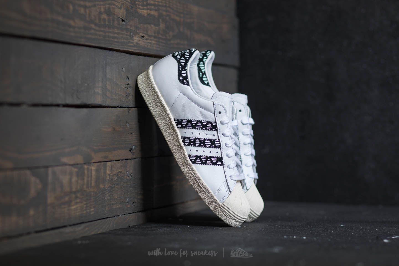 adidas Superstar 80s W Ftw White Ftw White Off White