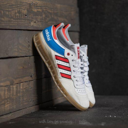 adidas Handball Top Vintage White/ Trace Red/ Blue Royal | Footshop