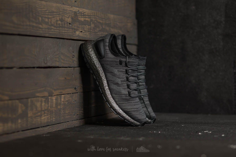 e1ecb7aaa adidas PureBOOST All Terrain Core Black  Dgh Solid Grey  Trace ...