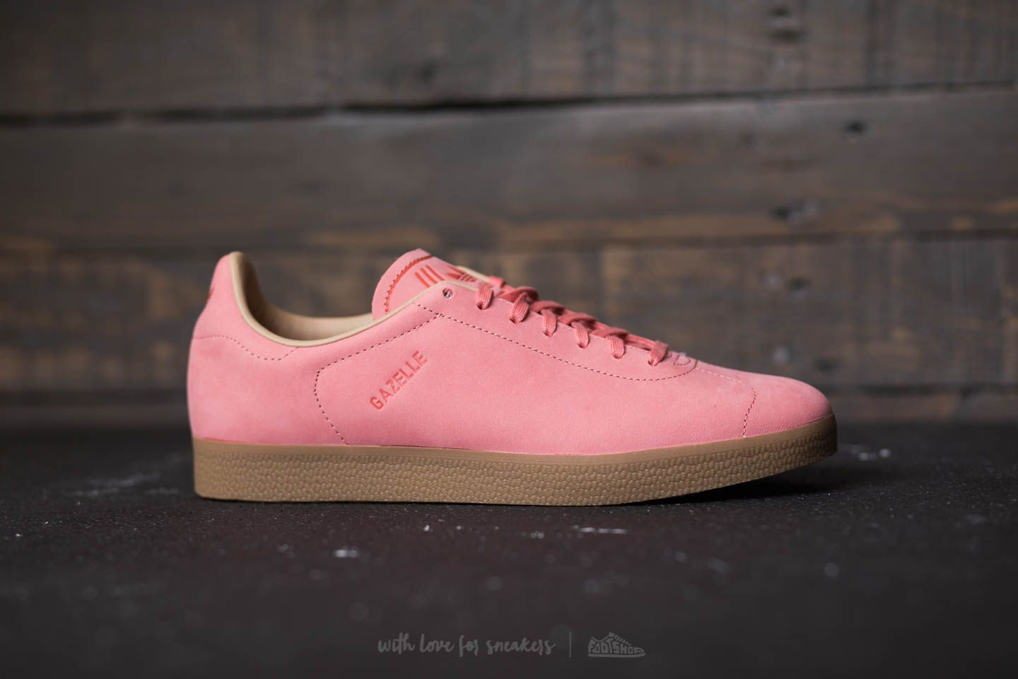 date de sortie: 1cd73 eb096 adidas Gazelle Decon Tactile Rose/ Tactile Rose/ St Pale ...