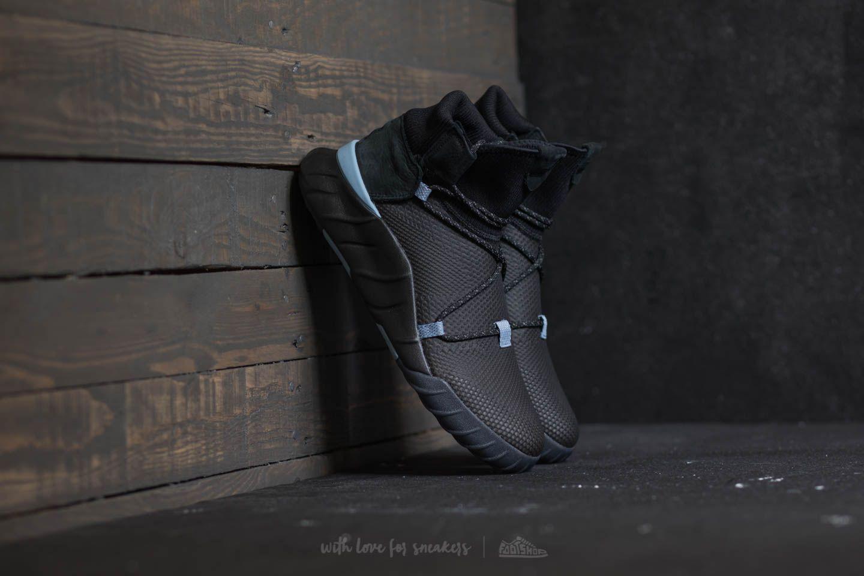532870f84e68 adidas Tubular X 2.0 Primeknit Core Black  Grey Four  Tactile Blue ...