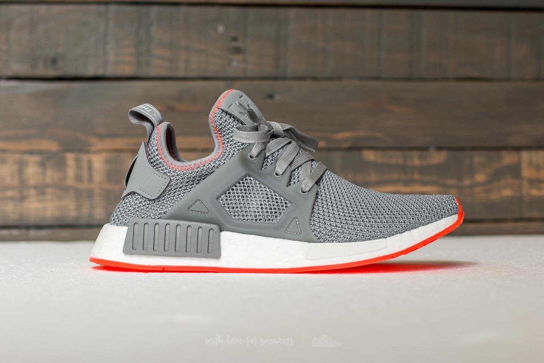 meet 088e8 29f28 adidas NMD_XR1 Grey Three/ Grey Three/ Solid Red   Footshop