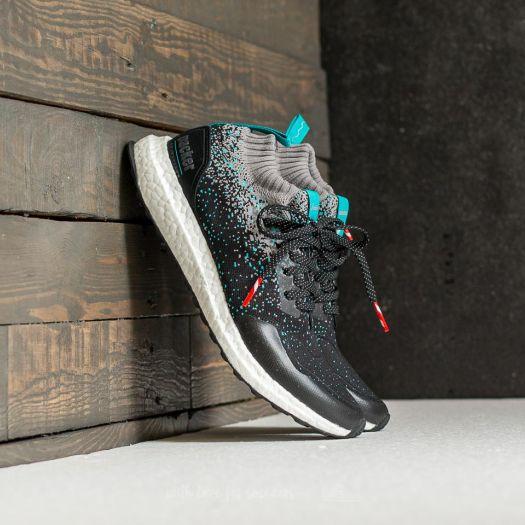 adidas Consortium x Packer x Solebox Men Ultraboost Mid Sneaker Exchange Black//core Black//Energy Blue