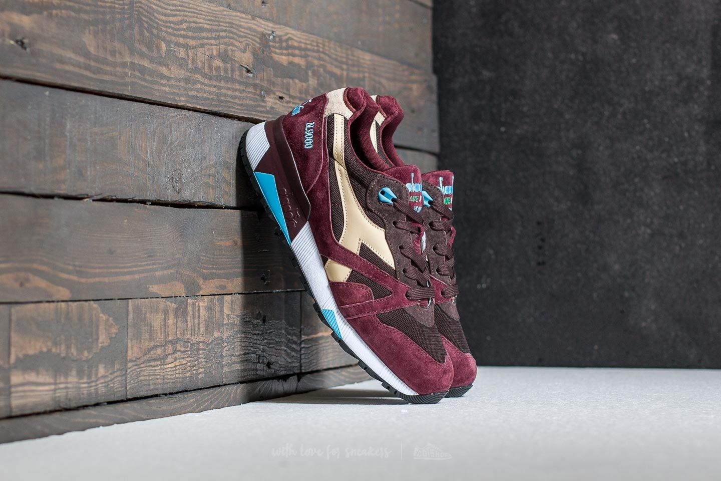 Diadora N9000 Italia After Dark/ Decadent Choco