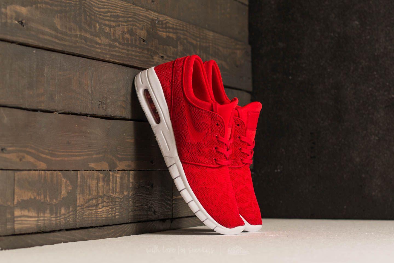 Max Nike Sb University RedFootshop Stefan Janoski vmNwn80