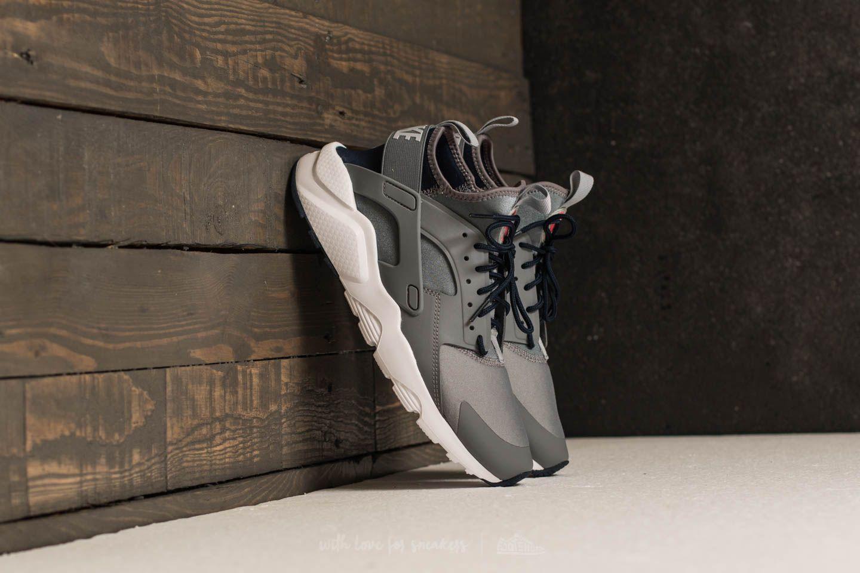 d9d0086c8e82 Nike Air Huarache Run Ultra Cool Grey  Wolf Grey-Obsidian