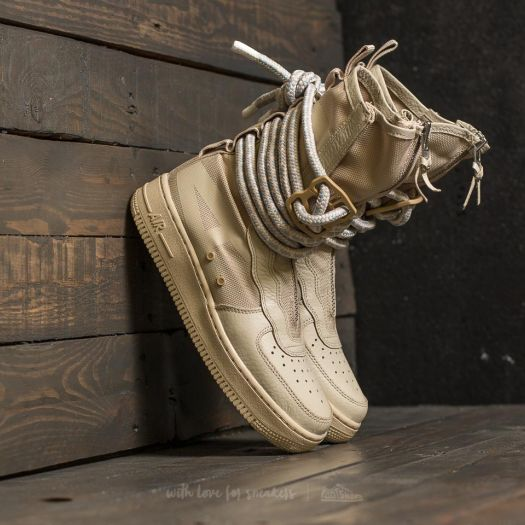 Nike SF Air Force 1 Hi Rattan Rattan Rattan | Footshop