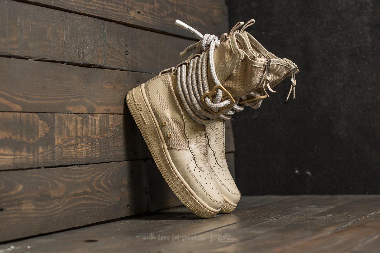 ff29d563e5b Nike SF Air Force 1 Hi Rattan/ Rattan-Rattan | Footshop