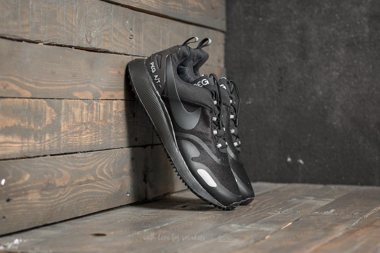 Nike Air Pegasus A/T Winter Black/ Black-Wolf Grey