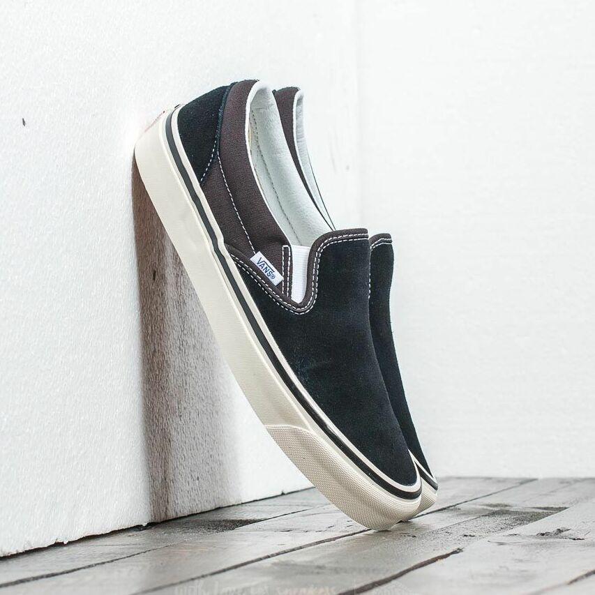 Vans Classic Slip-on 9 (Anaheim Factory) Black EUR 42.5