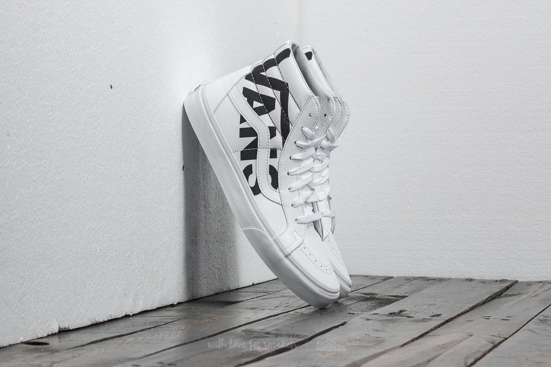 d83967ebf2 Vans SK8-Hi Reissue (VANS) True White  Black
