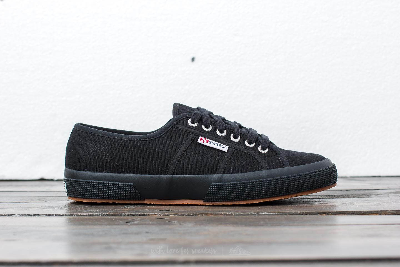 139f49d8c5a Superga 2750 Cobinu Full Black at a great price 40 € buy at Footshop