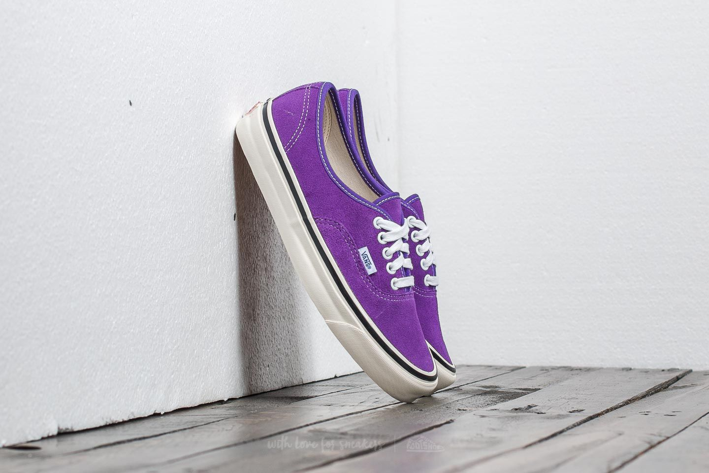 Vans Authentic 44 DX (Anaheim Factory) Bright Purple at a great price £48 2d5c9e1ae
