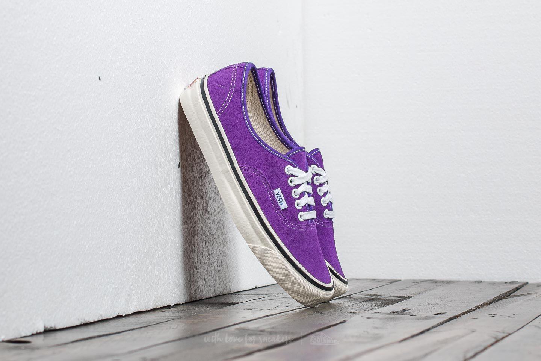 Vans Authentic 44 DX (Anaheim Factory) Bright Purple