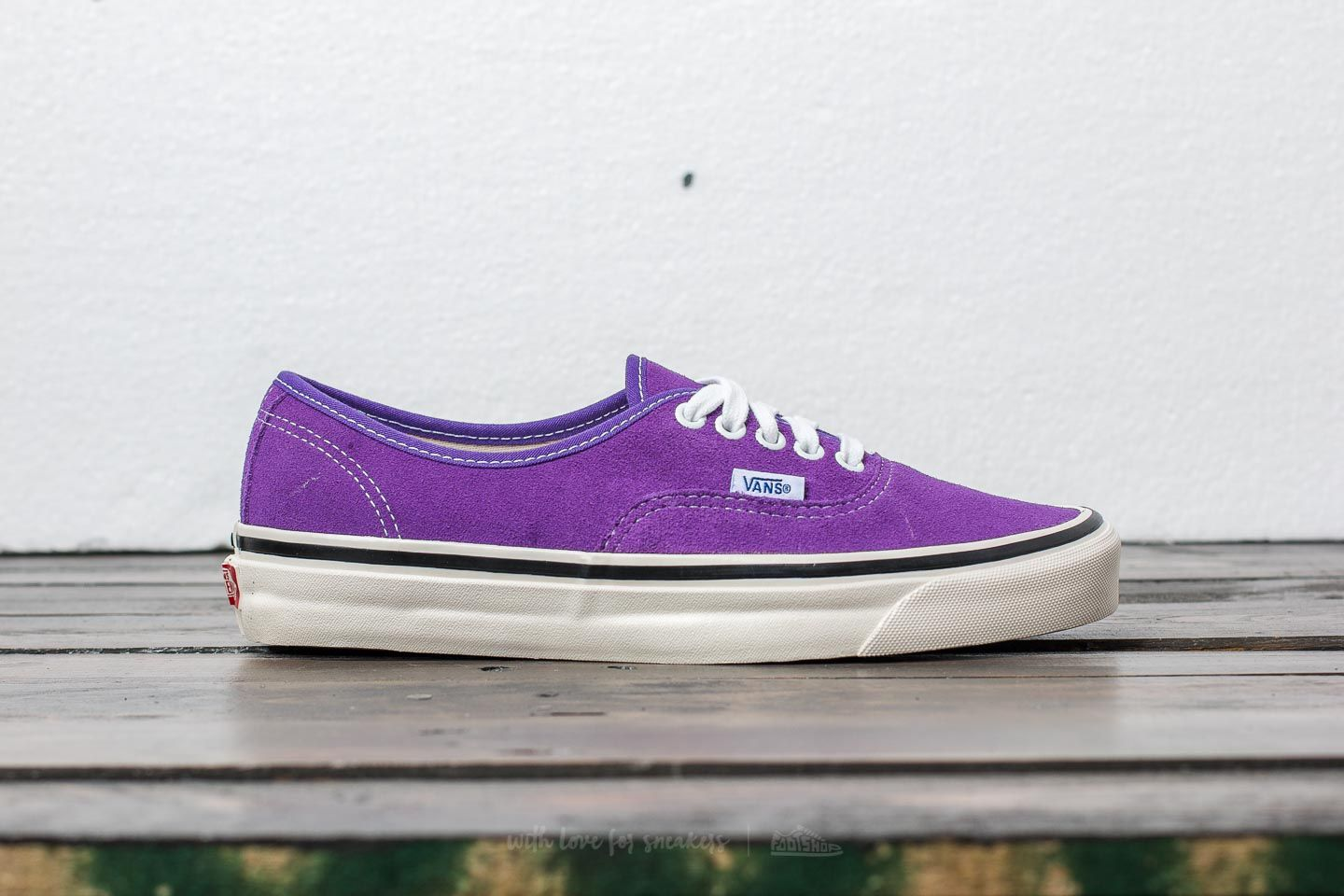 0fa3c3e1d136 Vans Authentic 44 DX (Anaheim Factory) Bright Purple at a great price £48