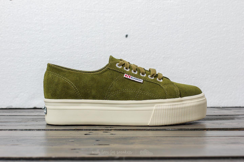superga velvet green cheap online