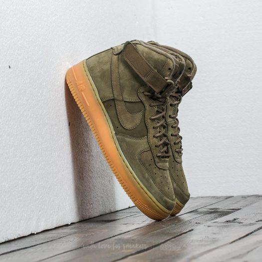 best sneakers 633f5 e6874 Nike Air Force 1 High WB (GS) Medium Olive/ Medium Olive ...