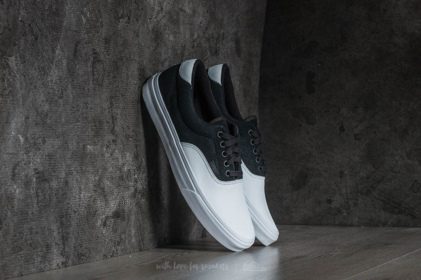 d4edfb20da Vans Era 59 (Dipped) Black  True White