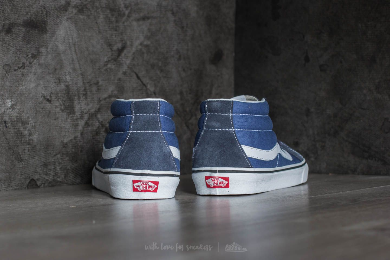 Vans SK8-Mid Reissue Parisian Night/ True Navy | Footshop