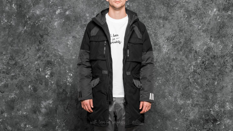 adidas Originals White Mountaineering Shell Jacket Black