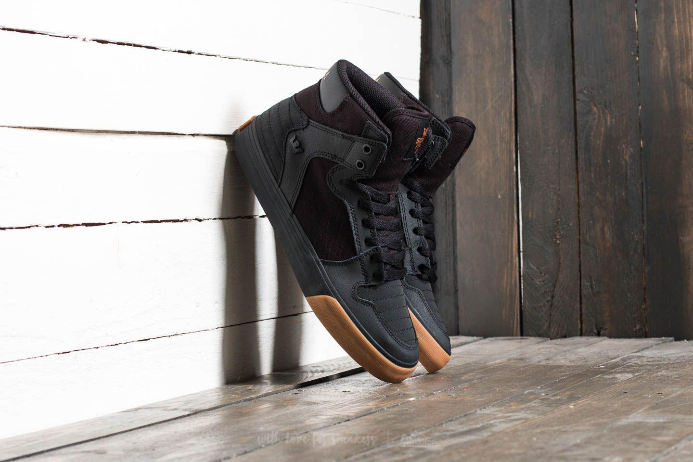 7dadd4bb Supra Vaider Black/ Black-Gum   Footshop