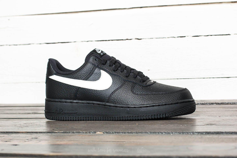 Nike Air Force 1 '07 Black Sail | Footshop